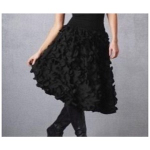 Chan Luu Skirt black