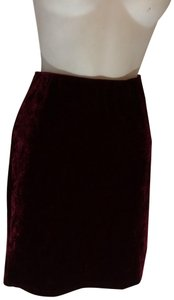 Tobi Skirt Wine