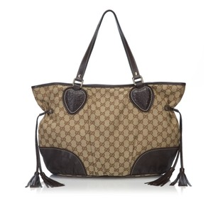 4741a5bee0b Brown Gucci Bags - Up to 90% off at Tradesy