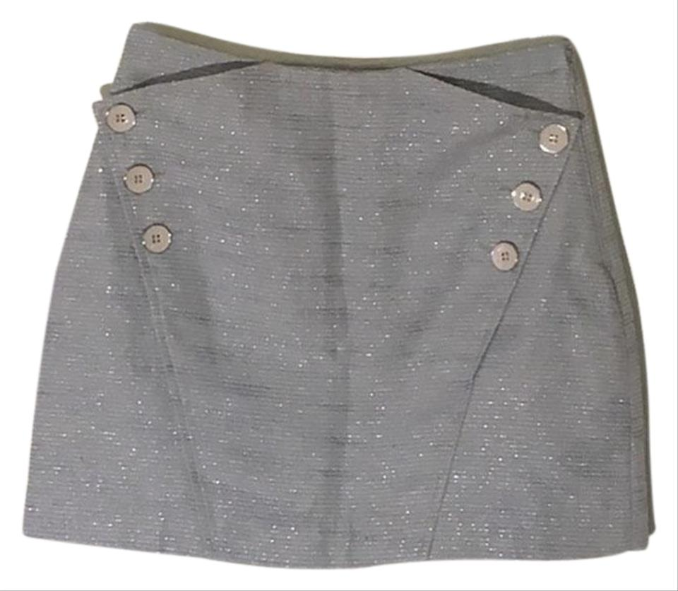 779a87b757 Ted Baker Gold Jimmy Skirt Size 0 (XS