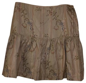 Ralph Lauren Collection Skirt Khaki