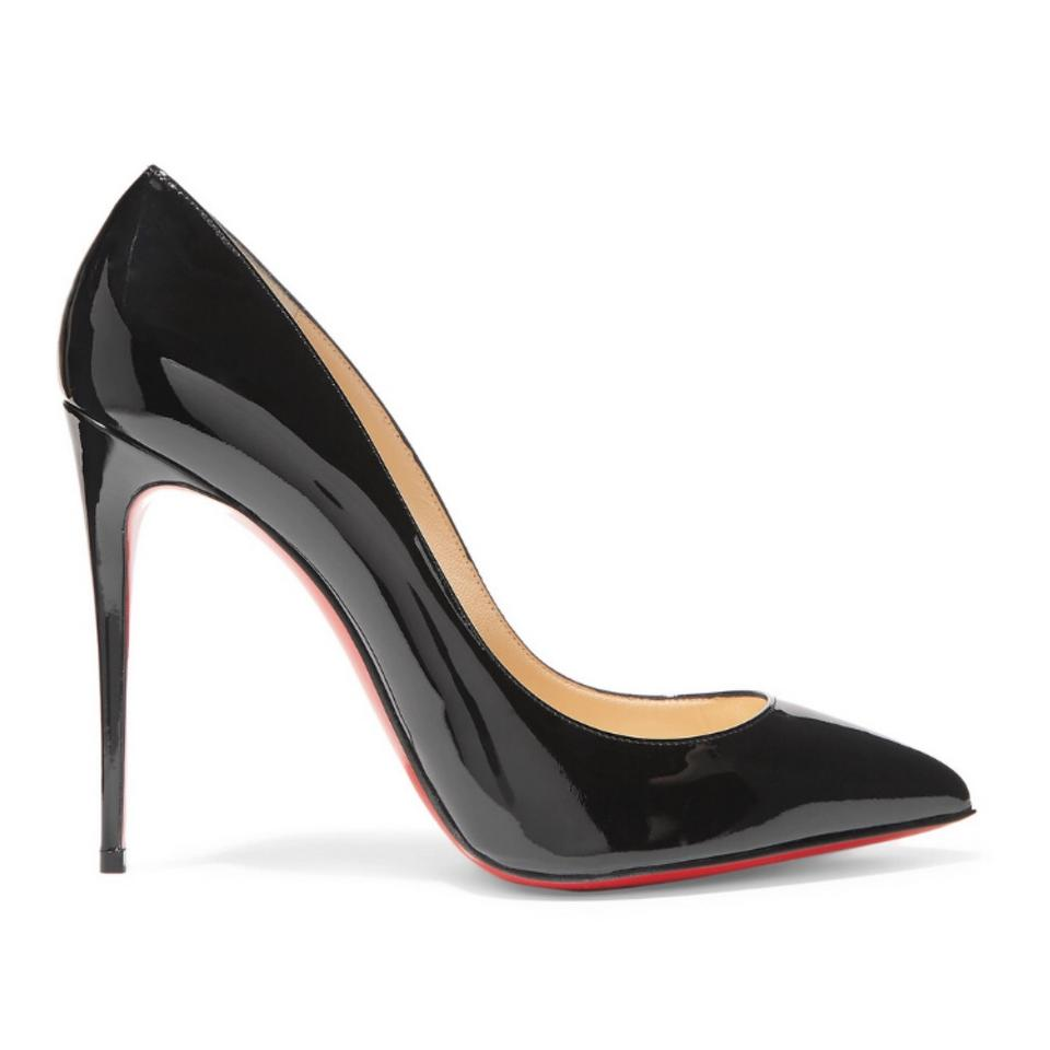 the best attitude 301e8 226f8 Christian Louboutin Pigalle Follies 100 Patent Leather Pumps Size US 7  Regular (M, B)