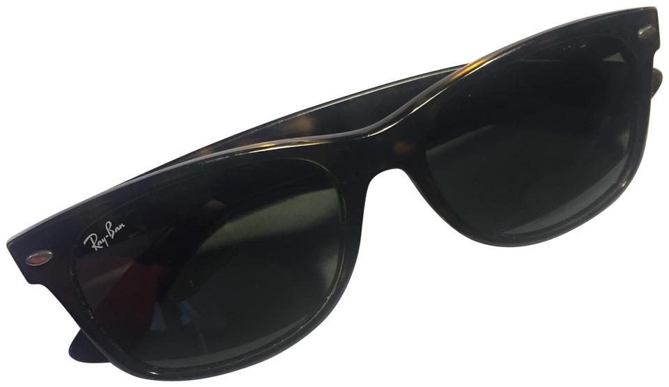 55e7f306d6 Ray-Ban Ray Ban Tortoise Brown Wayfarer Classic Sunglasses Style Number  RB2132 Image 0 ...