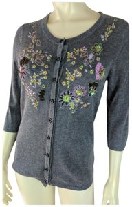 One Girl Who Anthropologie Anthro Cardigan Sweater