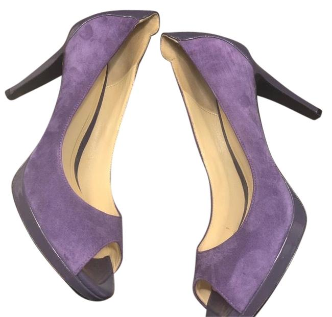 Item - Purple Pumps Size US 10 Regular (M, B)