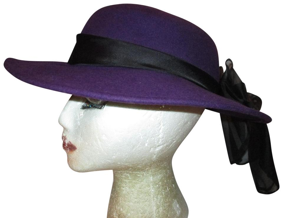 Women s Purple Hats - Up to 70% off at Tradesy (Page 2) a2dcfd10063f