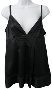 Marc by Marc Jacobs Silk Evening Like New Top Black