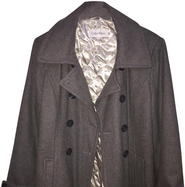 Item - Grey Coat Size 14 (L)