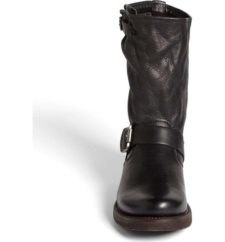 1cec764904f Frye Black Veronica Short' Slouchy Boots/Booties Size US 8 Regular (M, B)  23% off retail