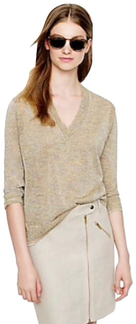 Item - Space- 01838 Gold/Sparkle Sweater
