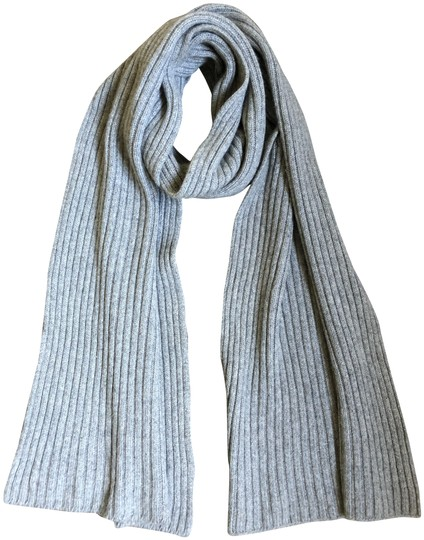 Preload https://img-static.tradesy.com/item/24456449/burberry-heather-grey-cashmere-chunky-rib-scarfwrap-0-1-540-540.jpg