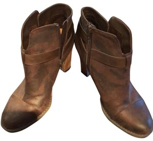 571a4f636c1 Crown Vintage Heeled Ankle Boots Booties Size US 9 Regular (M