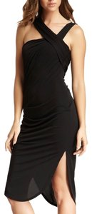 Halston Asymmetric Littleblackdress Dresssmall Halstonheritage Dress
