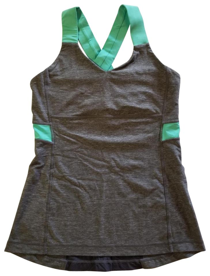 77493d5e16dab Lululemon Lululemon Push Your Limits Tank with Cross Back and Built In Bra  Image 0 ...