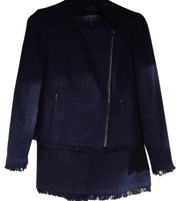 Item - Navy Style #e8493 Skirt Suit Size 10 (M)