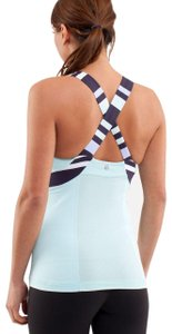 Lululemon Lululemon Push Your Limits Tank with Cross Back and Built In Bra