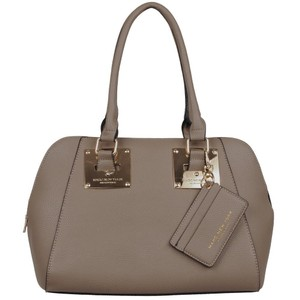Andrew Marc Satchel in Taupe