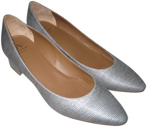 Aquatalia Metallic Pumps