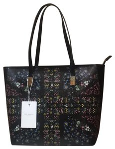 Ted Baker Shopper London Tote in Black