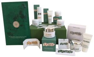 La Mer La Mer Set 12x Hydrating Brightening Masks Cool Gel Cream