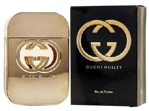 Gucci GUCCI GUILTY FOR WOMAN EDT SPRAY 2.5 OZ / 75 ML,NEW IN BOX /SEALED