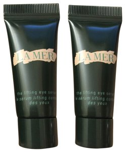 La Mer LA MER THE LIFTING EYE SERUM Hydrates Anti-aging 2x 0.1oz/3ml