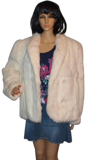Item - White Rabbit Coat Size 12 (L)