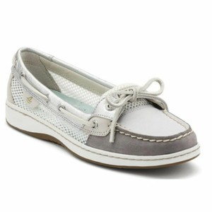Sperry Silver/grey Athletic