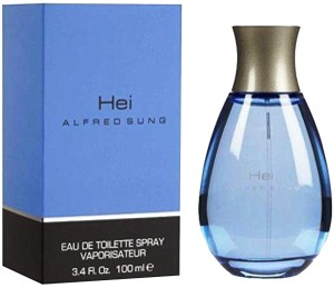 Alfred Sung Hei By ALFRED SUNG FOR MEN 3.4 oz Eau De Toilette Spray
