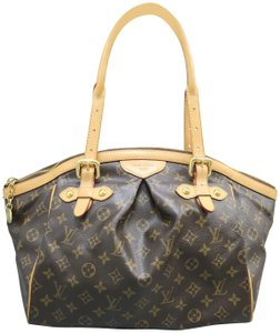 Louis Vuitton Monogram Canvas Tivoli Shoulder Bag