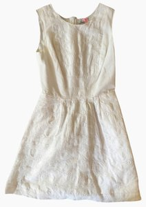 Bebe short dress Off White on Tradesy