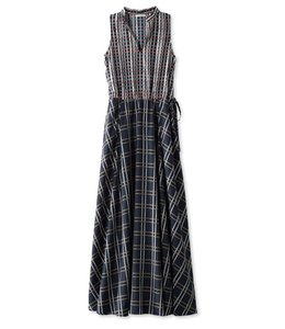 Deepest Navy Maxi Dress by L.L.Bean