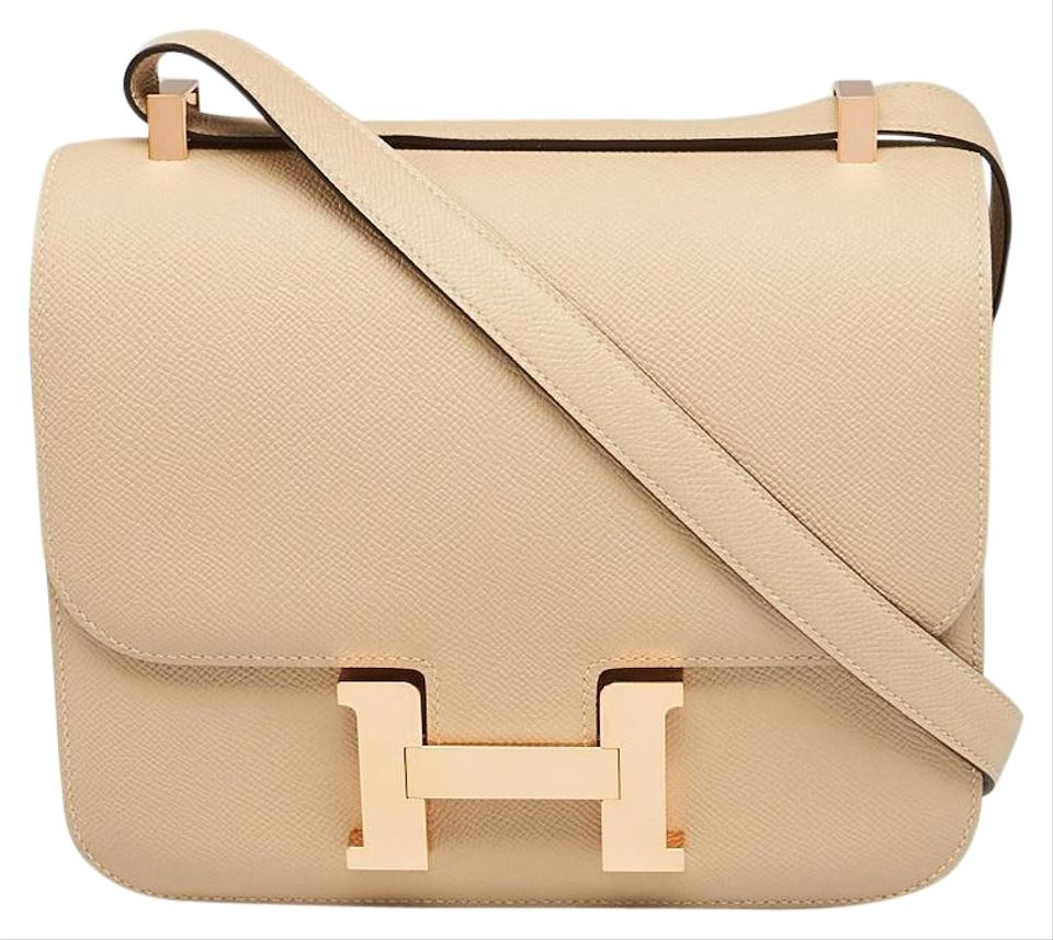 588ca141a100 Hermès Constance Bi-color Trench Natural Palladium Plated Trench ...
