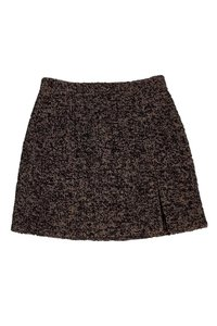 Michael Kors Tweed Skirt Brown