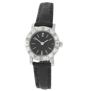 c251c0782c016 BVLGARI Authentic Ladies Bvlgari Bulgari BB23SLD Steel Date 23MM Quartz  Watch