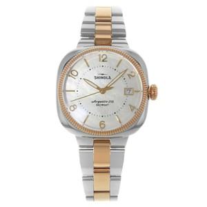 Shinola Gomelsky Mother Of Pear Rose Gold Plated S0120001102 (19232)