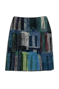 Lafayette 148 New York Multicolor Printed Pencil Skirt