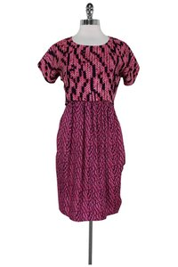 See by Chloé short dress Pink Purple Chain on Tradesy