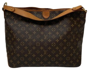 Louis Vuitton B00000753 Monogram Canvas Shopping Tote in Brown
