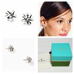 Kate Spade Bourgeois Bow Boxed Stud with GIFT BOX