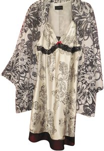 Apt. 9 Lingerie Evening Kimono Sleep Wear Sleepwear Dress