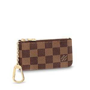 Louis Vuitton NEW! 2018 Damier Key and credit card Pouch cles