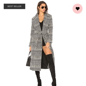 Lovers + Friends Trench Coat