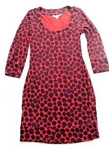 30f6215a7d Boden short dress Red Knit Tunic 3 4 Sleeve on Tradesy