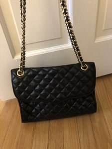 Rebecca Minkoff Quilted Chain Cross Body Bag