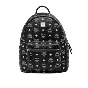 MCM Stark White Backpack