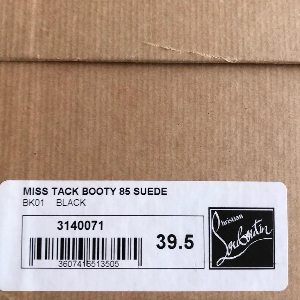 c6e2ae88d2b Miss Tack 85mm Boots/Booties