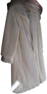 Terry Lewis Classic Luxuries Faux Winter Full Length Fur Coat