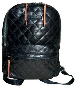 MZ Wallace Limited Edition Leather Quilted Leather Chanel Backpack