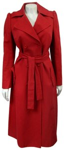 Chloé Cotton Belted Trench Coat